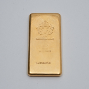 1 Kg Lingot Or Pur Scottsdale Mint 1 Kilo Fine Gold Bar .9999